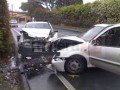 incidente d auto